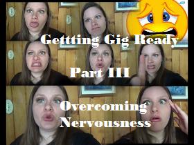 final copy of nervousness