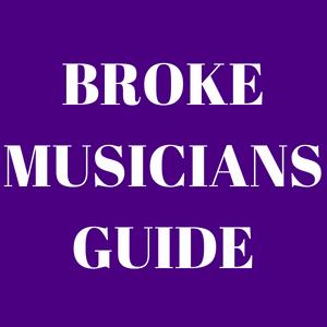 Broke Musicians Guide