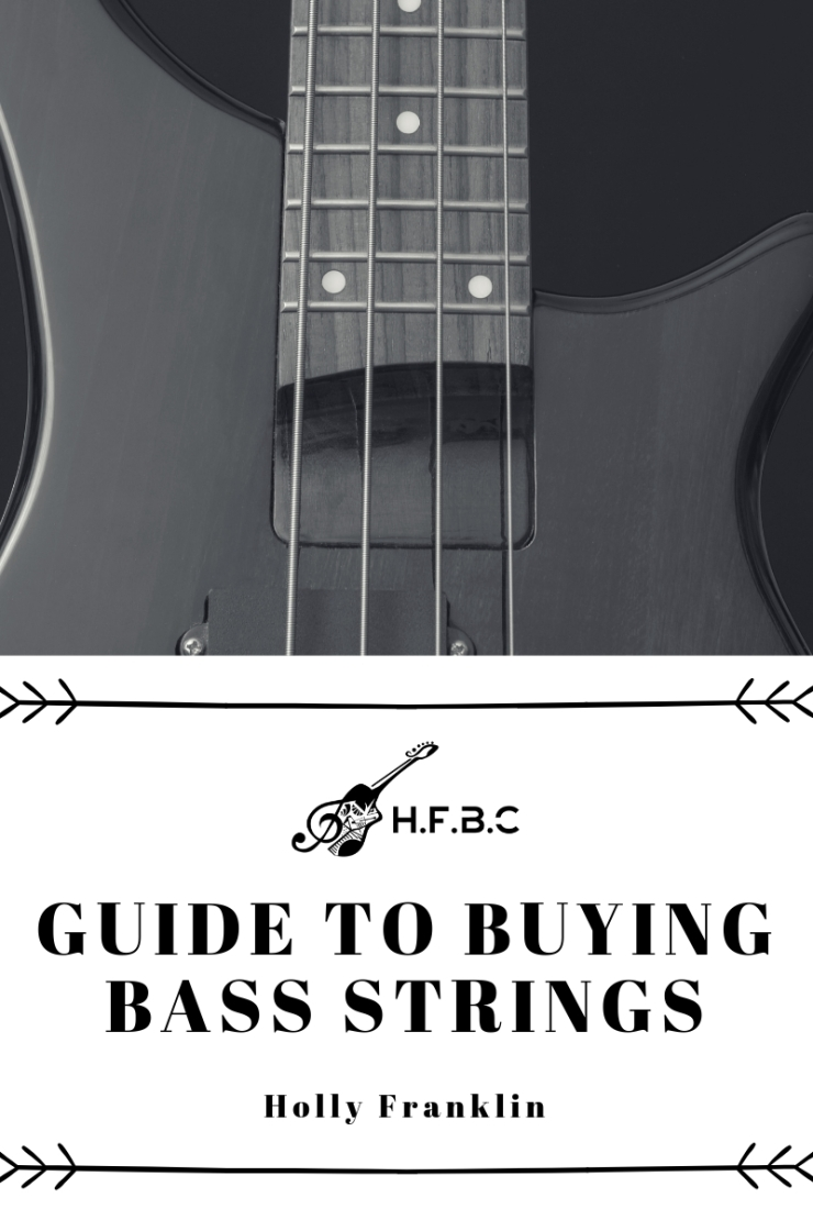 Guide to buying bass strings